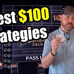3 Beginner Craps Strategies for Budget Gamblers