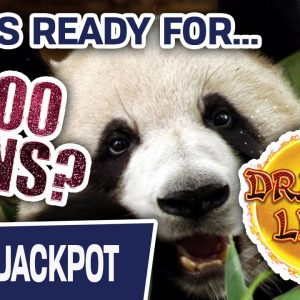 ✨ Ready For $100 PER SPIN on the Las Vegas Strip? 🐉 It's Time For DRAGON LINK: Panda Magic Slots!