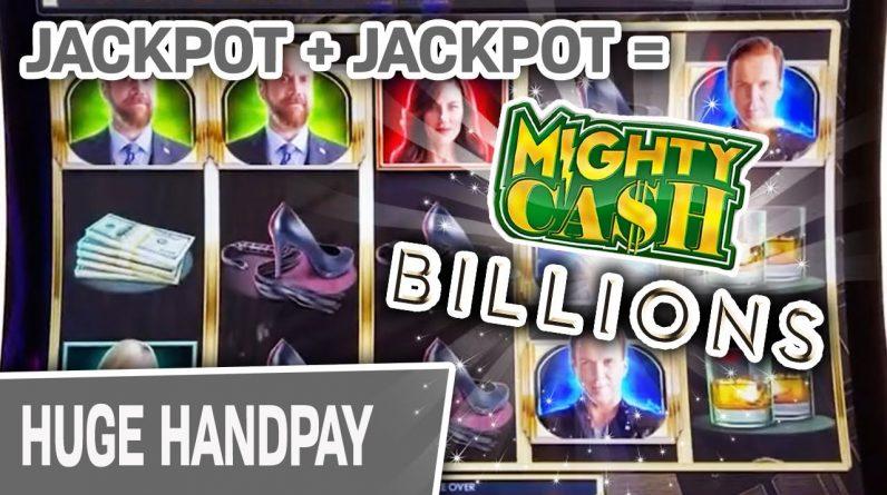 💥 JACKPOT + JACKPOT = Mighty Cash: BILLIONS ➕ AMAZING Buffalo Gold Slot Machine Action
