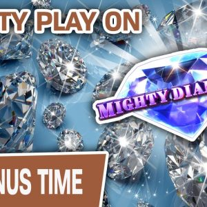 😸 Mighty Amazing Slot Play on Mighty Diamonds ➕ Lock It Link: La Sirena on the Las Vegas Strip