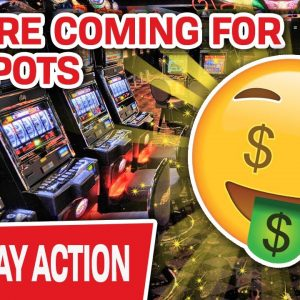 🔴 LIVE High-Limit Slots… WE ARE COMING FOR JACKPOTS 🖐 HUGE Handpays Ahead