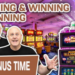 😁 winning & Winning & WINNING on Lock It Link: PIGGY BANKIN' 🐷 King RAJA Is HERE!