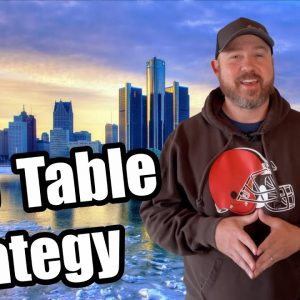 Win at $25 Craps Table with Detroit Hustle Strategy