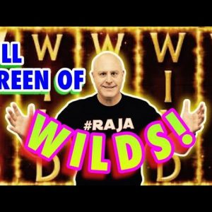 🐯 Full Screen of Wilds on Golden Jungle 🐯 Big Wins & Jackpots All Stream Long!