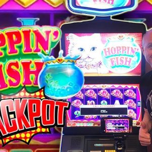 The Raja Catches a Jackpot! 🐟 Max Bet Hoppin Fish & Brazil Slot Bonus Wins