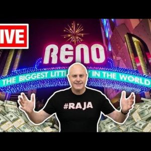 📺 Saturday Night Live Slots 📺 High Limit Action from The Atlantis Casino Resort in Reno!