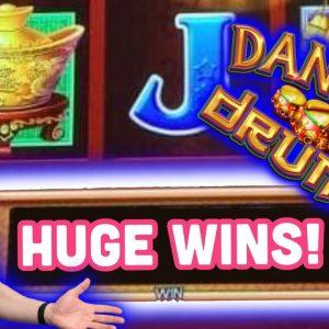🥁 High Limit 88 Fortunes & Dancing Drums Jackpots 🥁 $44 Max Bets Wins Jackpots!