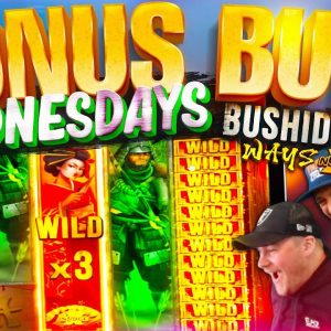 ITS BACK!! - BONUS BUY WEDNESDAY featuring RECORD WIN!!