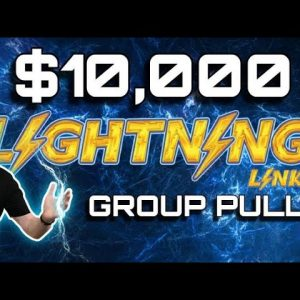 ⚡ $11,000 Lightning Link Group Pull in Reno ⚡ $50 High Stakes Bets at The Atlantis Casino Resort Spa
