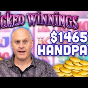 Brand New Slot Jackpots - IGT Overloot 🐉 $25 Max Bet Massive Win on Bonus Free Games!