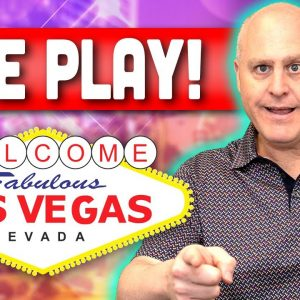 ⭐️ Live High Limit Slots in Las Vegas ⭐️ Final Night Spectacular at The Cosmopolitan!