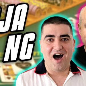 🃏 High Limit Blackjack Challenge 🃏 Raja vs NG Slot Live from Las Vegas!
