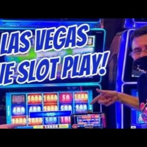 🔴 Live High Limit Slots & Video Poker 💵 The Clickfather is Back for Jackpots in Las Vegas! Part 2