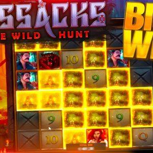 3 BIG WINS! New Slots : Cossacks The Wild Hunt | Raptor Doublemax | Mental