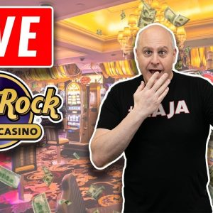 🔴 High Limit Slot Jackpots 🌴 Live Casino Play from The Seminole Hard Rock in Tampa Florida