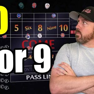 Best Lay Strategy for Craps?