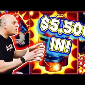🧨 $5,500 Eureka Blast Lock It Link Play 🧨 Group Pull at The Hard Rock in Punta Cana