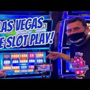 🔴 Live High Limit Slots & Video Poker 💵 The Clickfather is Back for More Jackpots in Las Vegas!