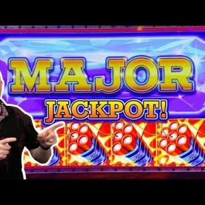 🧨 MAJOR JACKPOT 🧨 The Raja Strikes it Rich Playing Lock It Link Eureka Blast!