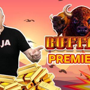 🐂 High Limit Buffalo Link Jackpots 📀 Epic $125 Bets Win Big Money!