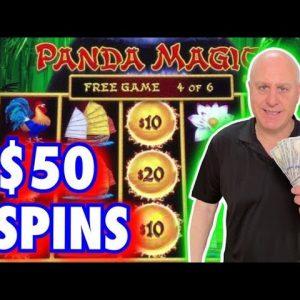 🔥 Dragon Link Bonus Within a Bonus Jackpot 🐼 Max Bet Panda Magic Wins Major Jackpot!