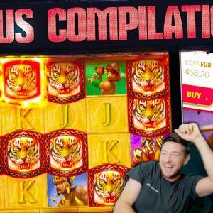 🔥 BIG WIN Slot Bonus Highlights feat TYRANT KING, ZULU GOLD, TIGERS GLORY ULTRA!