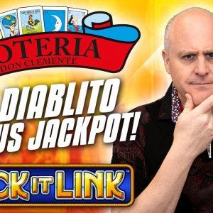 😈 Don Clemente El Diabolito Bonus Jackpot! 😈 Lock it Link Wins at Rocky Gap Casino