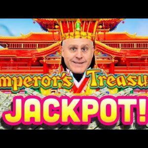 ⚡ Dollar Storm Strikes with Orbs and Free Games ⚡ Max Bet Emperors Treasure Jackpot!