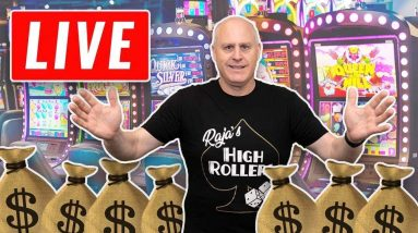 🔴 Thursday Night Jackpot Spectacular 🎉 Live High Limit Slots from The Monarch Casino