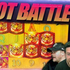 SUNDAY SLOT BATTLE!! - Feat Sticky Wild Slots!!