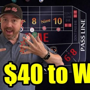 Win at $15 Tables with Small Bankroll