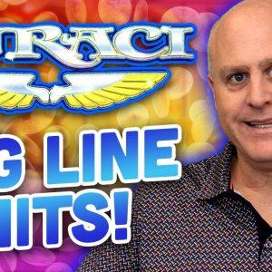 ☀️ Rare High Limit Saruci Slot Play  $50 Spins Have Big Line Hits and Bonus Jackpots!