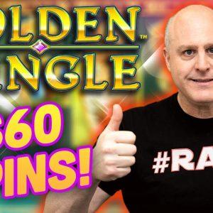 🐯 Double Golden Jungle Jackpot Wins 🐯 Big Wins on $60 Spins!