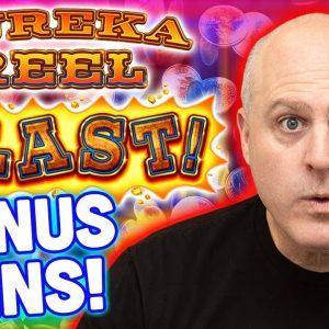 ⚒️ More Jackpots on Lock it Link 🧨 Eureka Blast Dynamite Blast and Bonus Wins!