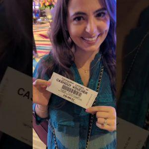 OMG!! I Won Over $18,000 on Eureka Blast Slot in Las Vegas! #Jackpot #shorts