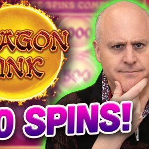 🐉 Big Bets on Dragon Link Golden Century 🐉 How Much Will I win on $50 Spins?