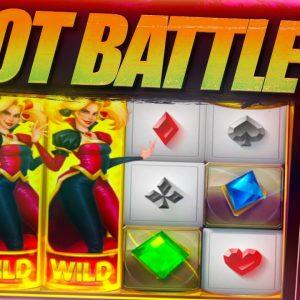 SLOT BATTLE SUNDAY FEAT. BOSSMAN'S GAME CHOICES!!