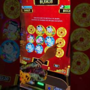 TRYING to LAND THE GRAND on Dancing Drums Slot Machine in #VEGAS #shorts